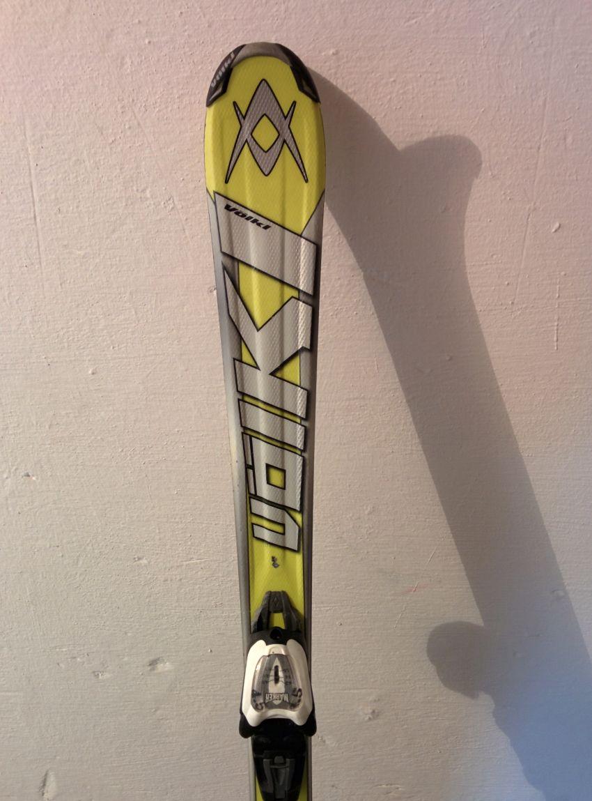 Esquí Volk Junior